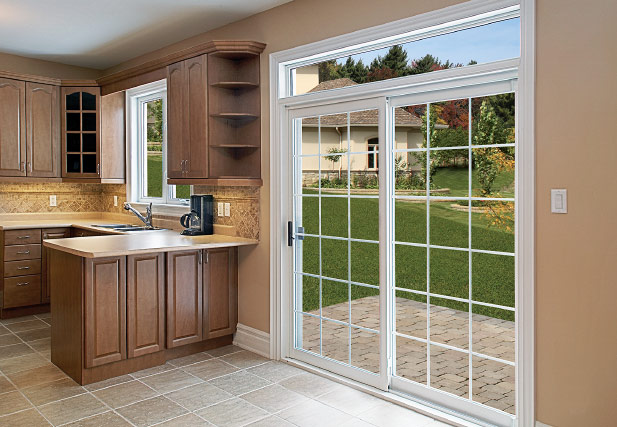 The 5 primary types of residential doorscreativity den for Types of patio doors
