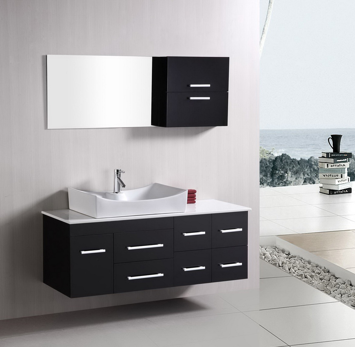Bathroom Designs For Modern Vanities
